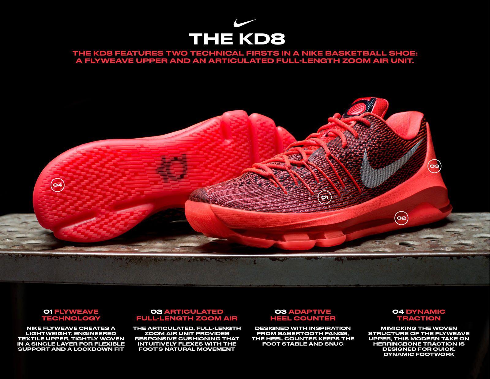 Nike KD 8 | shoes | Pinterest | Ondas, Tenis y Zapatos