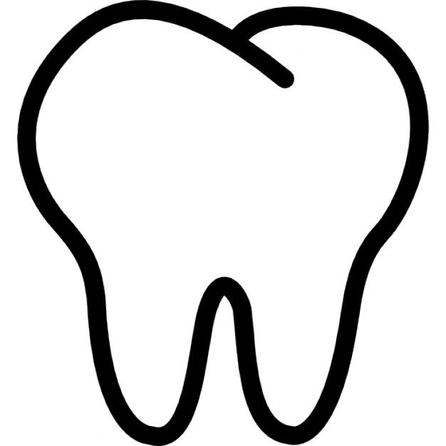 Download Tooth Outline For Free Denti