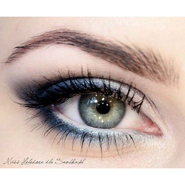 Pinterest Prom Makeup Blue Eyes