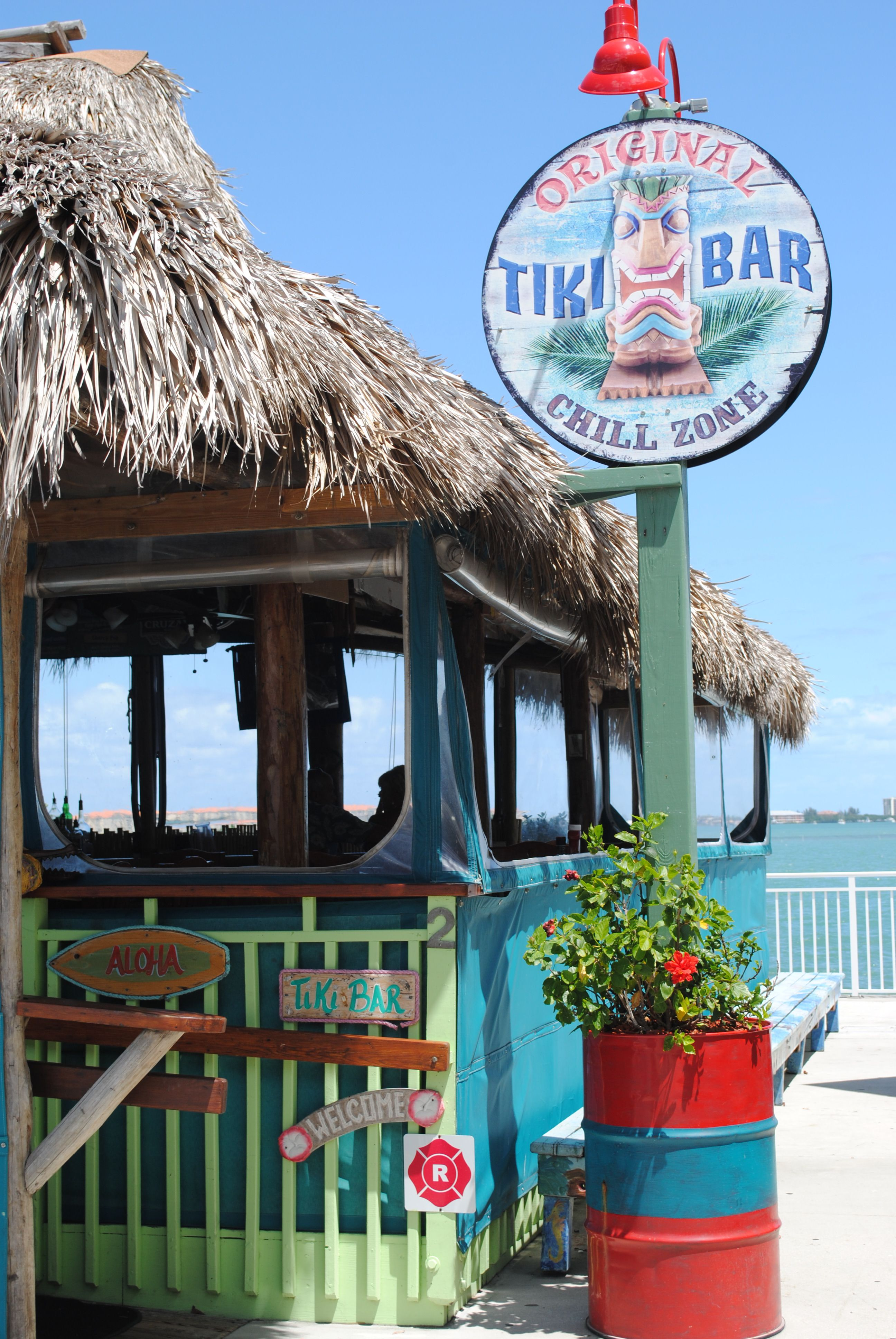 Tiki Bar And Grill, Ft. Pierce
