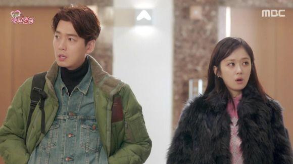 One More Happy Ending Episode 1 Dramabeans Korean Drama Recaps Happy Endings Jung Kyung Ho Korean Drama