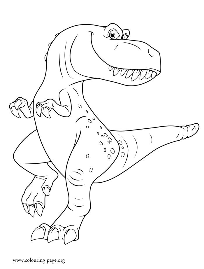 Free Printable Dinosaur Coloring Pages With Images Dinosaur