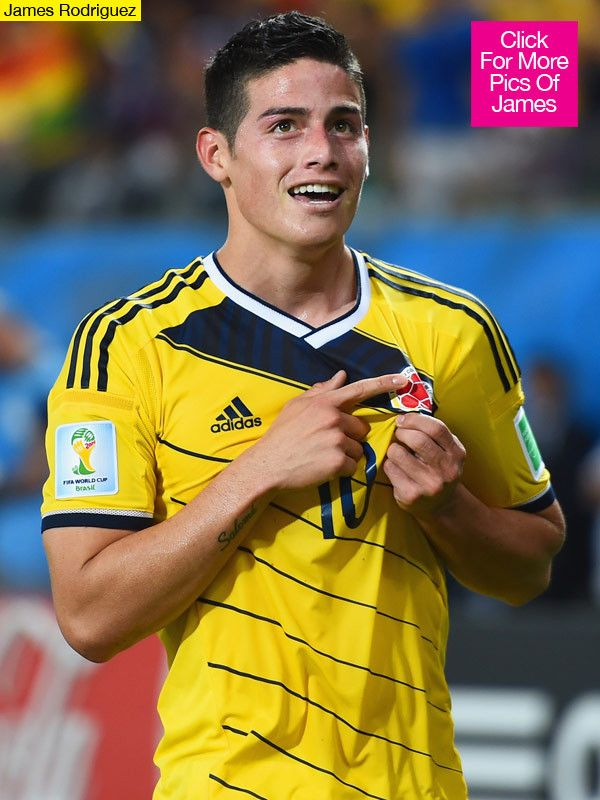 Explore James Rodriguez Colombia Soccer Players And More