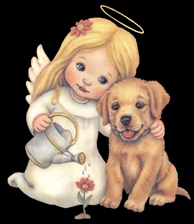 10+ Guardian Angel Animal Clipart