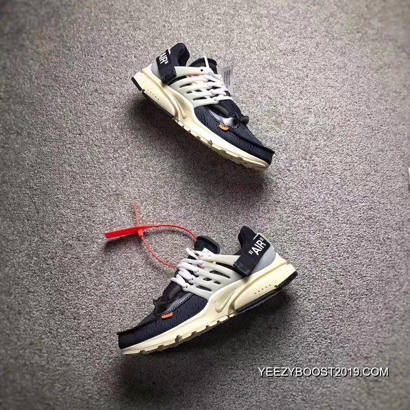 Nike X Off-White AIR Presto The Ten OW AA 3830-001 New Style, Price: $99.21