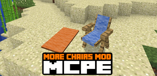 This Is The First Furniture Add On For Minecraft Pocket Edition It Adds 9 Chairs And All Of Them Can Be U Minecraft Pocket Edition Pocket Edition Cool Chairs