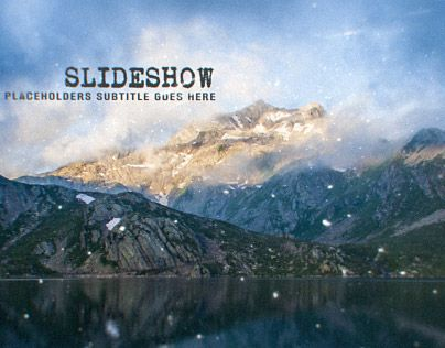 "Check out new work on my @Behance portfolio: ""Slideshow After Effects Template"" http://on.be.net/1O0DfWf"