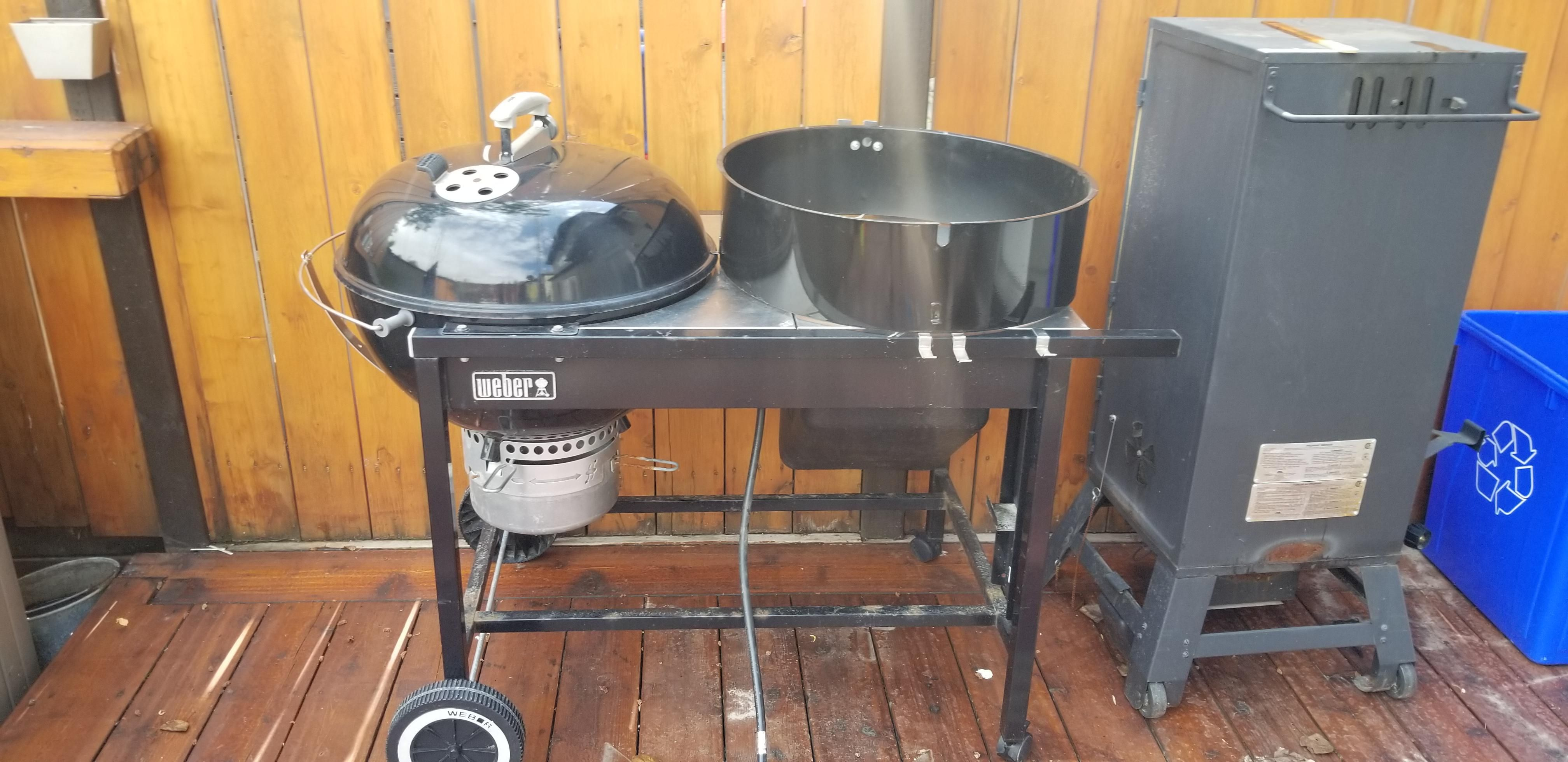 Continue Bbq Outdoor Decor Charcoal Grill