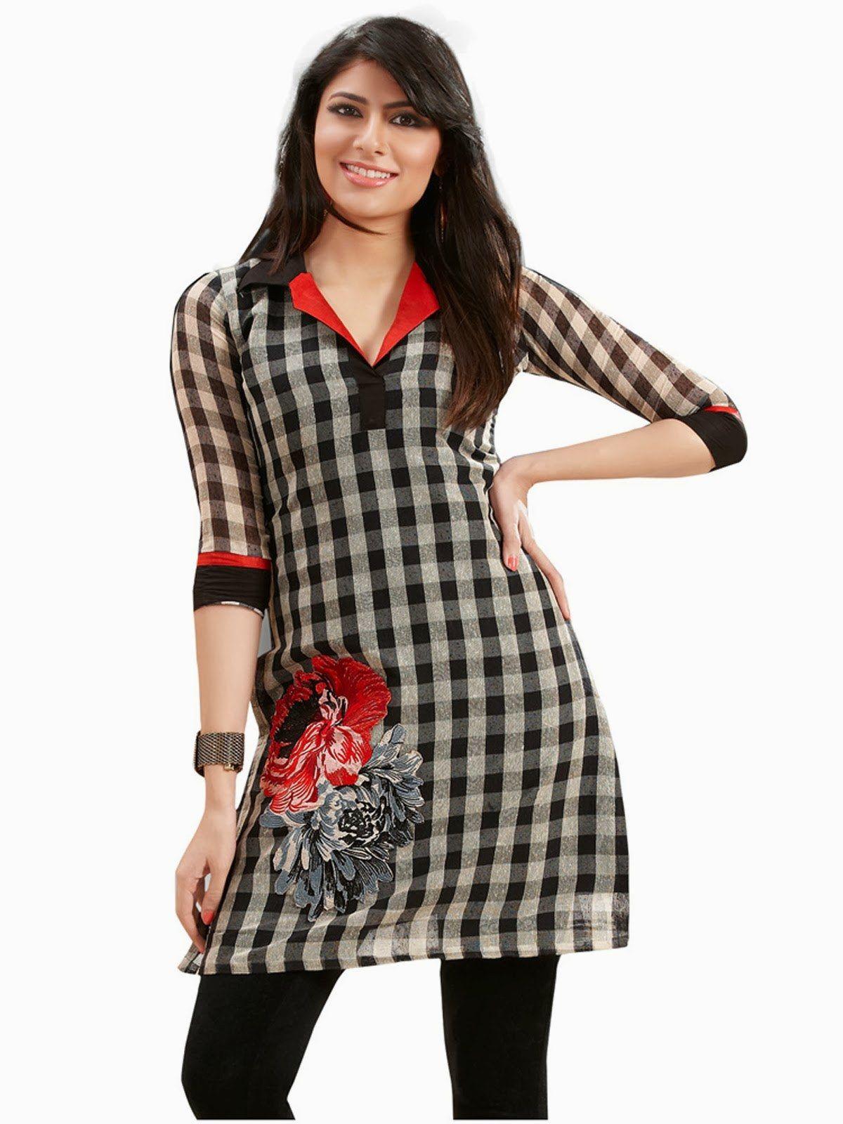 Modern dress casual - Modern Designer Kurtis