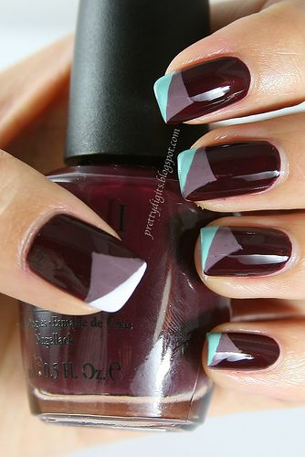 """Peeling Nails"" via Pretty Digits...that is so cool!"