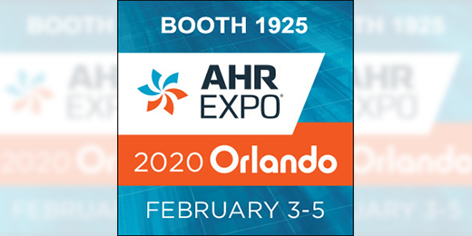Visit Us At Ahrexpo In Booth 1925 To See The Latest Innovations