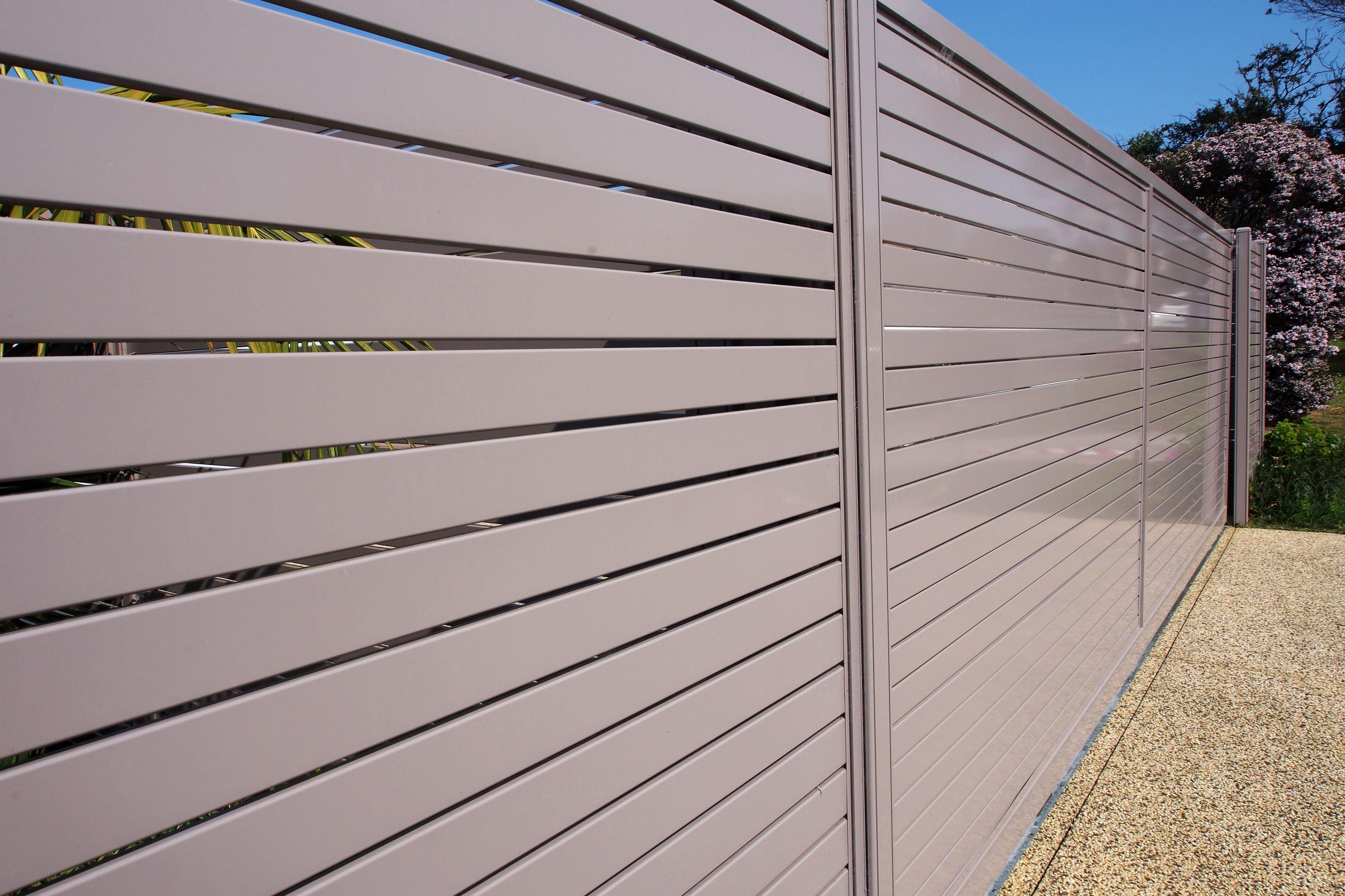 Aluminium Slat Fence Slats Aluminium Fence