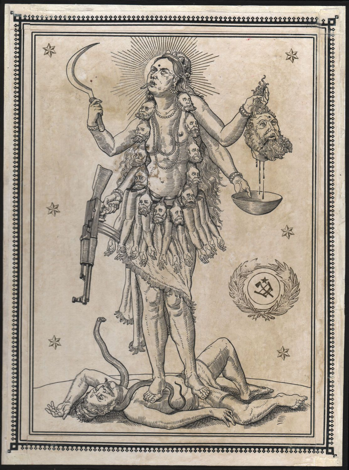 Magazine Violence On Our Behalf Ravi Zupa On The Power Of