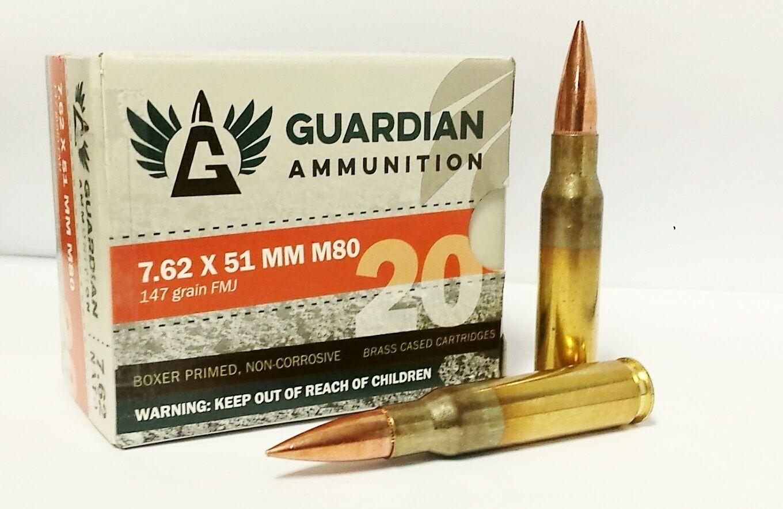 New to Target Sports USA! 762 Guardian ammunition