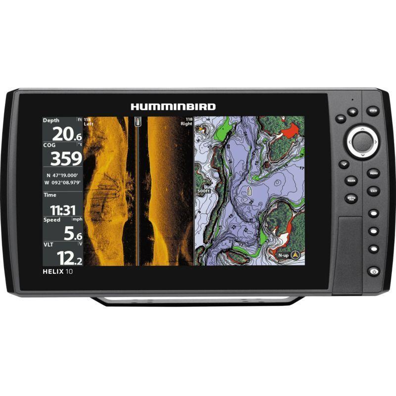 Humminbird Helix 10 SI GPS Fish Finder Combo Humminbird