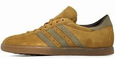 ADIDAS TOBACCO MITA JAPAN Brown-Gum trainers limited vintage new UK9.5