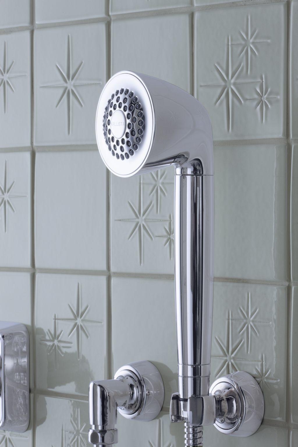 Barbara Barry tile #wall #finish #bath