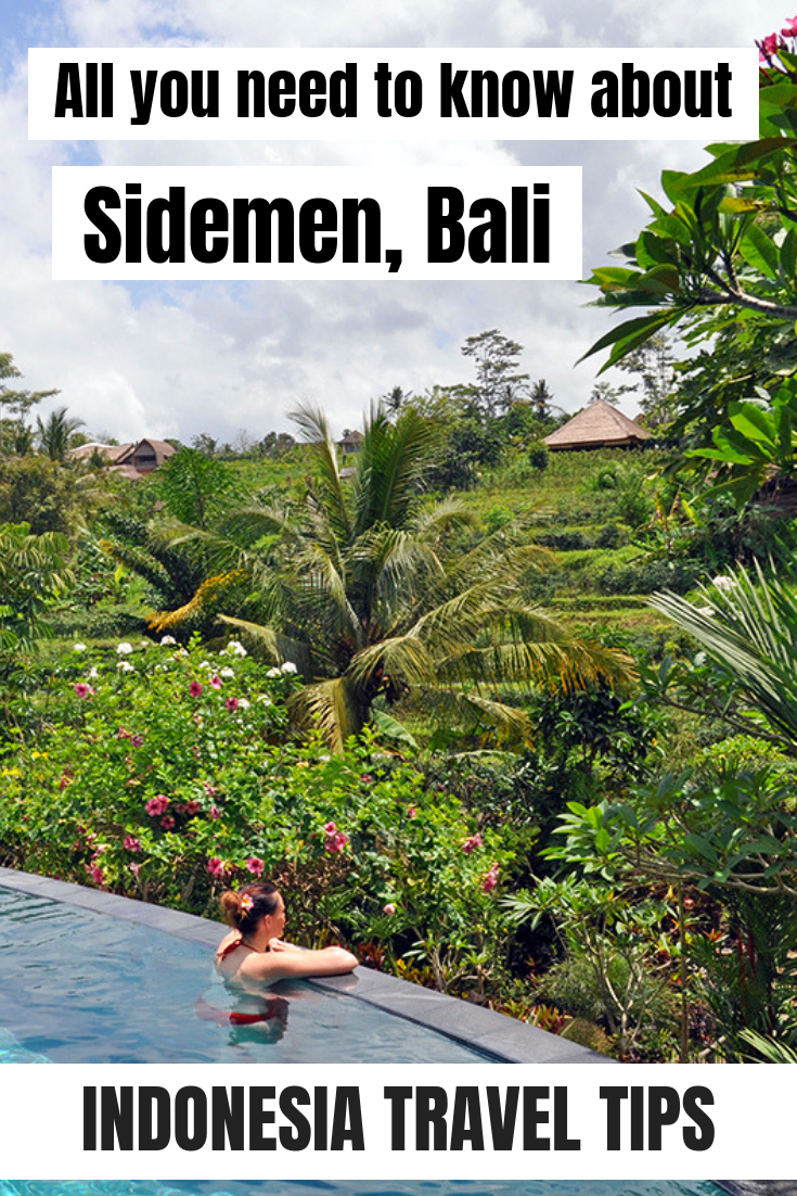 travel tips for sidemen the undiscovered masterpiece of bali rh pinterest com