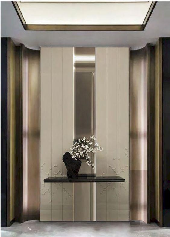 Foyer Door Zone : Elegant foyer interior design pinterest