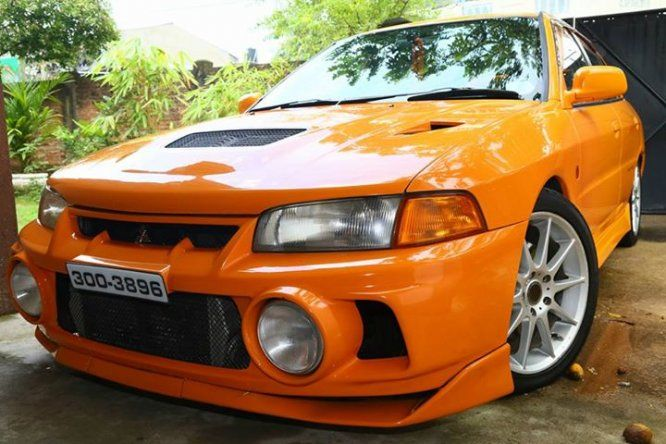 Car Mitsubishi Evolution 4 For Sale Sri Lanka Sun Roof Book