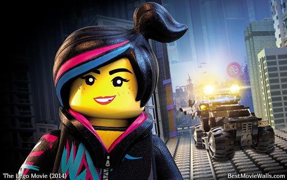 the lego movie meet wyldstyle