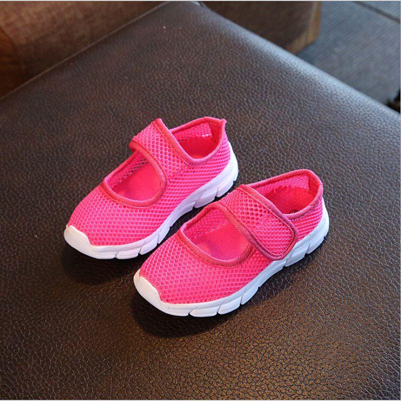 cc4a8d801e8d1 C  9.97 Pas cher KKABBYII Enfants Chaussures Garçons Filles Printemps Été  Respirant Sport Casual Chaussures