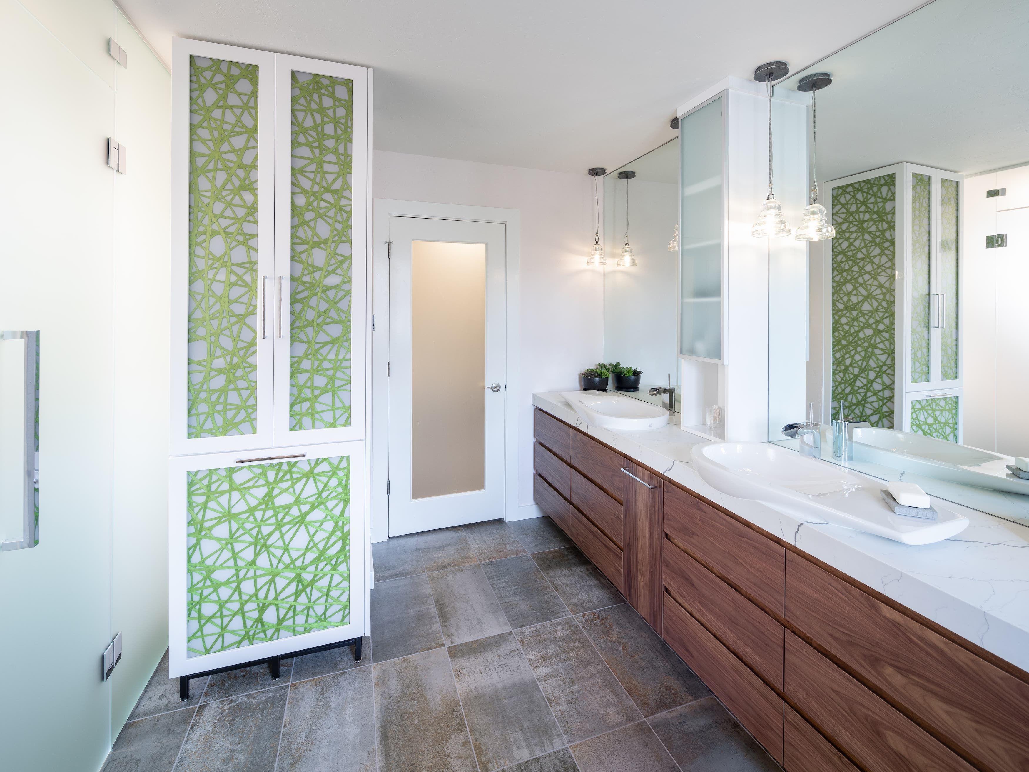 Mid Mod Inspired Master Bath Kitchens Bathrooms Master Bath Bathroom Showrooms