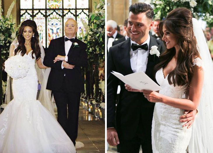 Mark Wright And Michelle Keegan S Wedding Day Get The Look Richard Designs