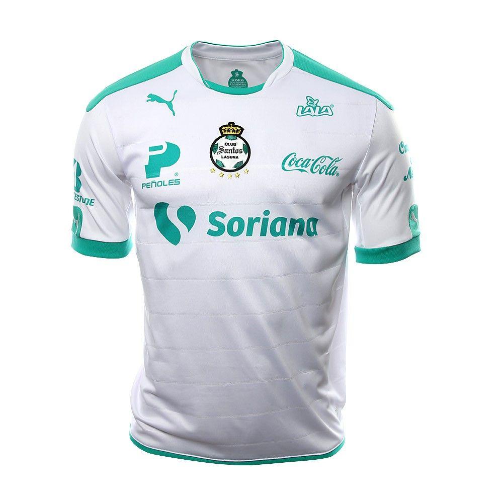 Club Santos Laguna (Mexico) - 2016 Puma Third Shirt  1309af54e28cd