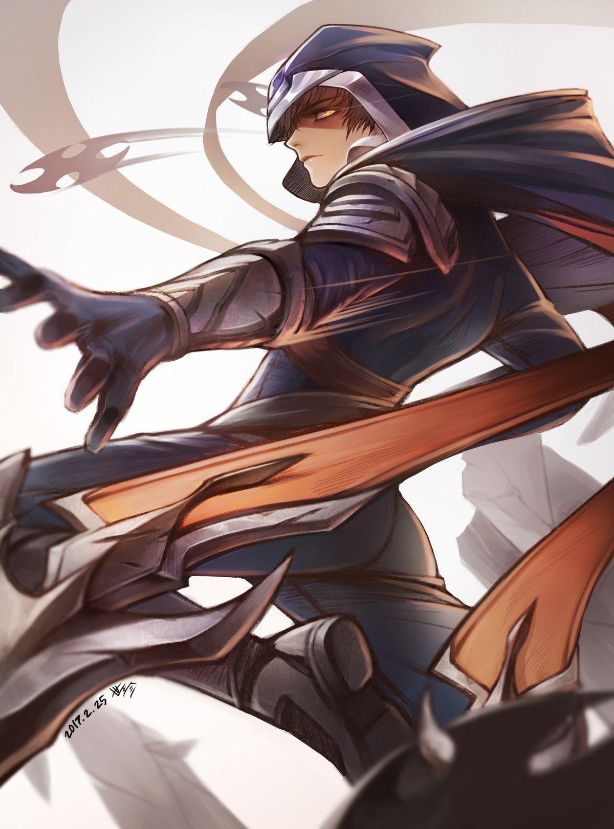 f3e515009 Hayabusa League Of Legends Talon, League Of Legends Boards, Legend Quotes,  Assassin's Creed