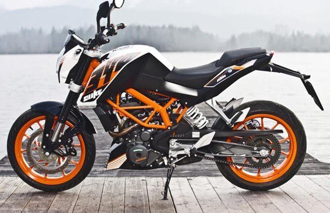 Ktm Duke And Kawasaki Ninja Prices Slashed Ktm Duke Bike