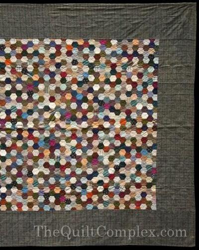 Mosaic Quilt at womenfolk.com. America's Quilting History, quilt ... : hexagon patterns for quilts - Adamdwight.com