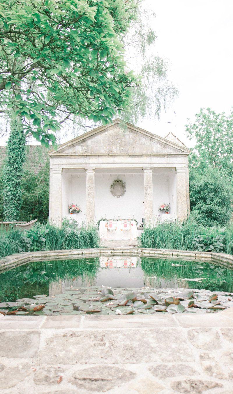 Barnsley House wedding venue, fine art wedding venue ...