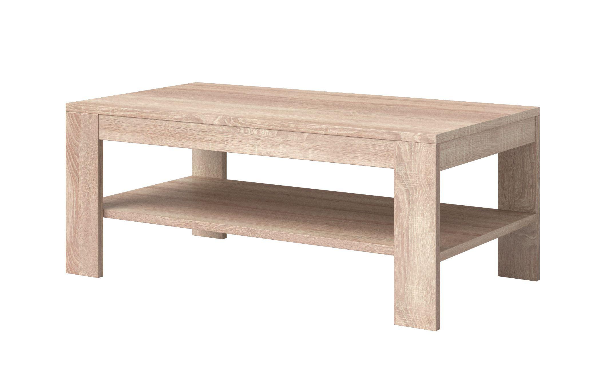 Best Nemezis Typ99 Sonoma Oak Modern Coffee Table In 2019 400 x 300