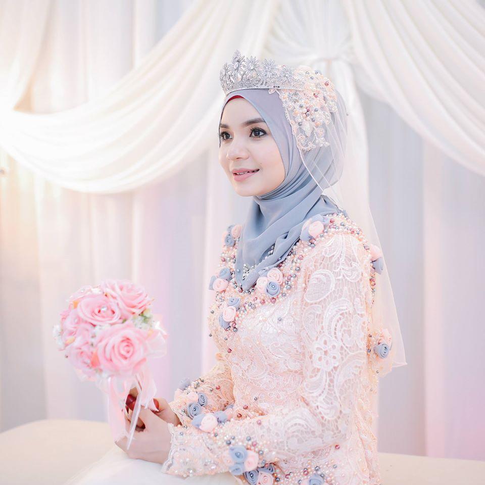 Pin auf hijab bride muslim wedding dress