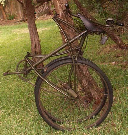 British Folding Bike