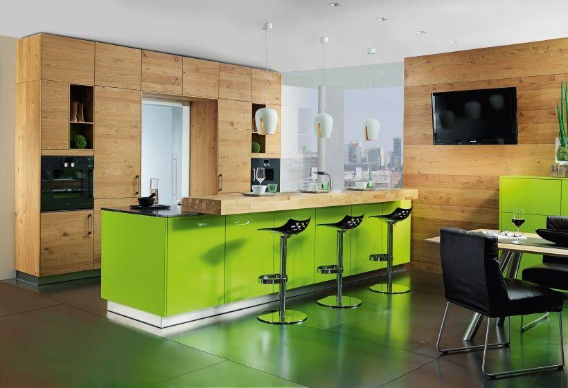 Farbe in der Küche | [ Farbe in die Küche ] | Pinterest | Farben ...