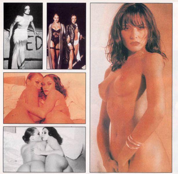 Godelina - Melania Trump Naked In American Newspaper At-7074