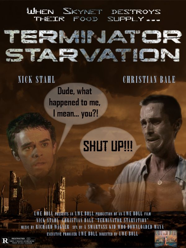 Fake Movie Poster Photoshop