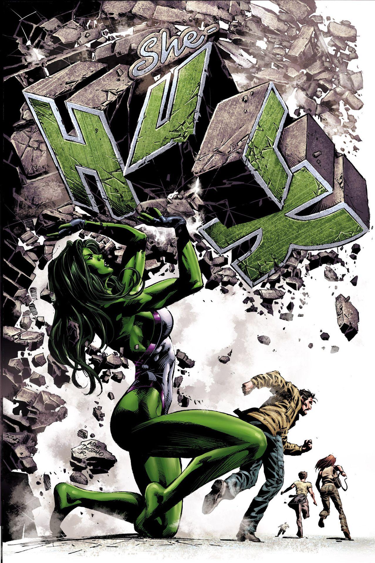 She-Hulk - YouTube