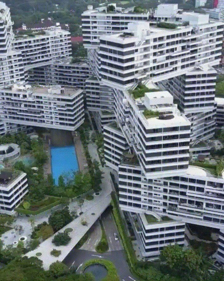 Singapore building structure https i imgur com zfc8qob gifv