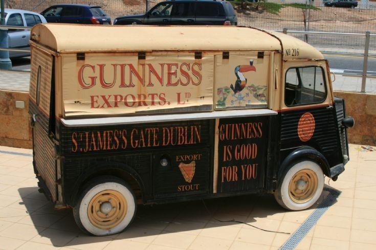 Citroen H Van In Caleta De Fuste Fuerteventura Camions Vintage