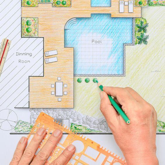 Design-Ratgeber: Ideen und Tipps für die Garten-Gestaltung rund um Ihren Pool