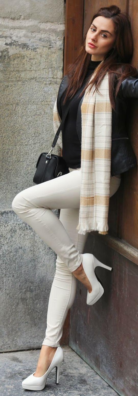 Come Abbinare Pantaloni Color Ghiaccio? Ecco La Mia Proposta! + Tutte Le Foto Della Collezione Bijou Brigitte by Into The Groove