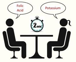 Vitamins & Minerals: Speed Dating Style