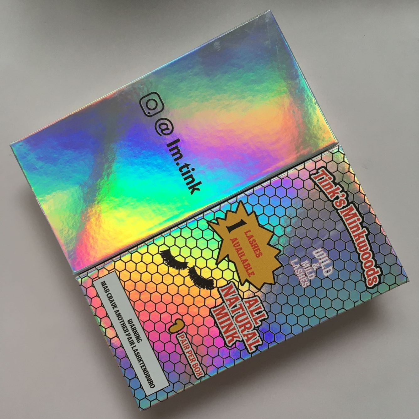 Eyelash Packaging