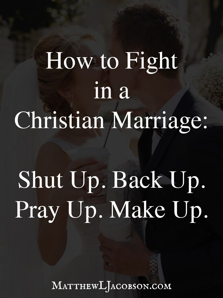 Christian marriage and dating