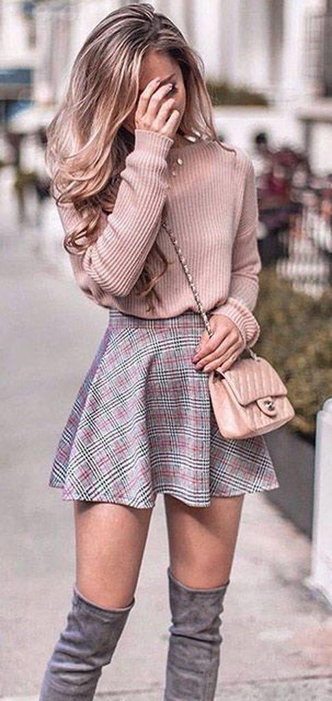 26 Casual Fall Women Outfits 2019