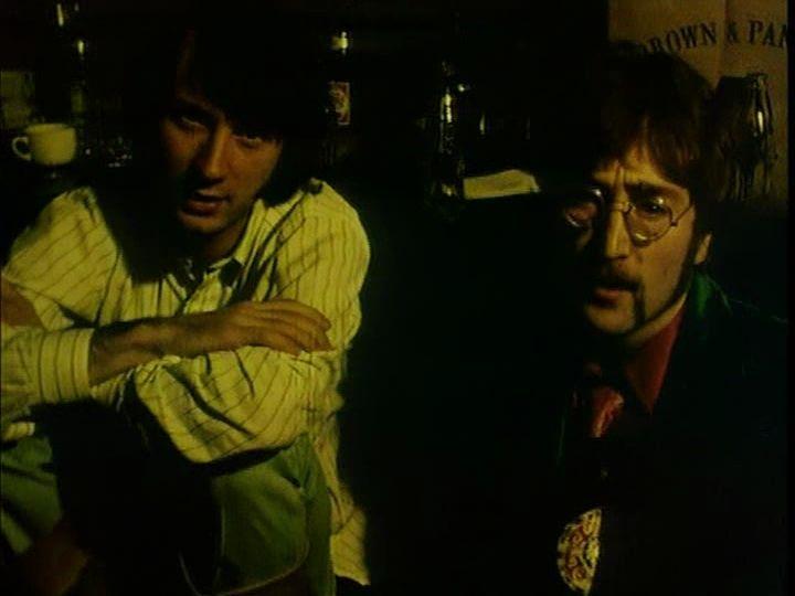 Those guys. Mike Nesmith, John Lennon