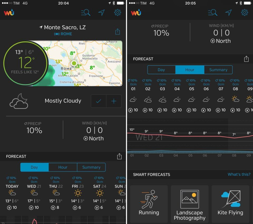 In The Cloud The 14 Best Weather Apps For Your Phone